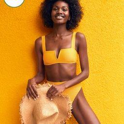 Aerie V Bandeau Bikini Top   American Eagle Outfitters (US & CA)