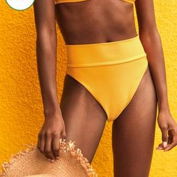 Aerie High Cut Cheeky Bikini Bottom   American Eagle Outfitters (US & CA)