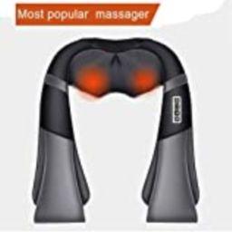 L.HPT Neck and Back Massager,Massagers for Back Pain Handheld, Shiatsu Cervical Neck Back Massager S | Amazon (US)