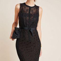 Byron Lars Gisella Lace Sheath Dress | Anthropologie (US)
