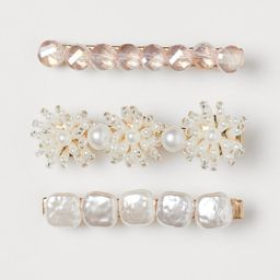 White/light pink   H&M (US)