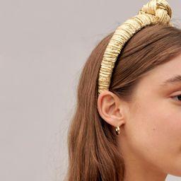 Teddie Knot Headband   Loeffler Randall