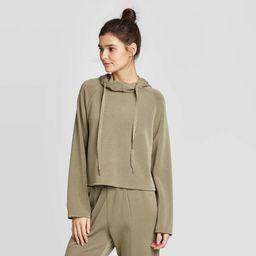Women's Slounge Sweatshirt - JoyLab™ Dusty Peach   Target