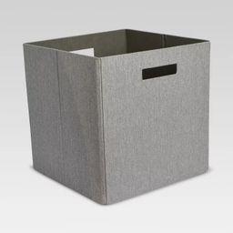 "Fashion Cube Storage Bin (13"") - Threshold™ | Target"