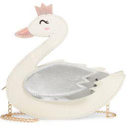 Glitter Swan Crossbody Bag | Nordstrom