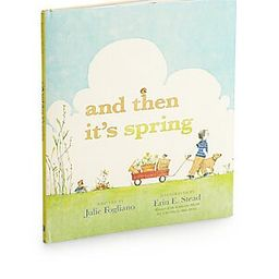 And Then It's Spring Book | Saks Fifth Avenue