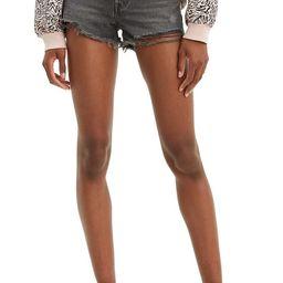 501® Original High Waist Cutoff Denim Shorts | Nordstrom