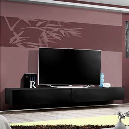 """Kaira Floating TV Stand for TVs up to 88"""" 