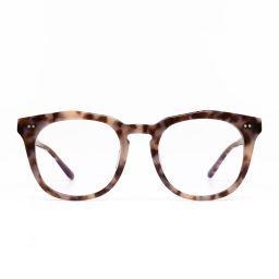 WESTON - PLUM TORTOISE + BLUE LIGHT TECHNOLOGY CLEAR | DIFF Eyewear
