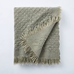 Washed Waffle Cotton Throw - Threshold™ designed with Studio McGee | Target