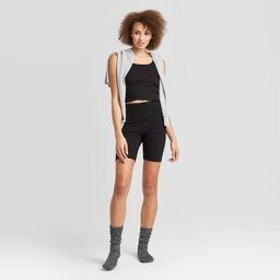Women's Bike Shorts - Colsie™ Black   Target