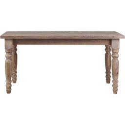 Valerie Pine Solid Wood Dining Table | Wayfair North America