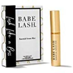 Babe Lash Eyelash & Brow Enhancer Serum for Natural, Fuller & Longer Looking Eyelashes - Eyelash Boo | Amazon (US)