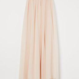 Tulle Maxi Skirt   H&M (US)