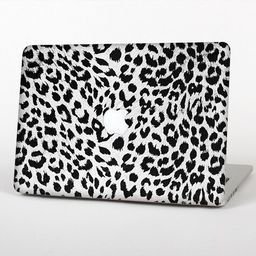 The Vector Leopard Animal Print- Skin Decal Wrap Cover for Apple MacBook Air, Pro, Pro with Touch...   Etsy (US)