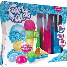 Foam Alive Make N' Melt Ice Cream Kit. Scoop, Mold & Melt Ice Creams | Amazon (US)