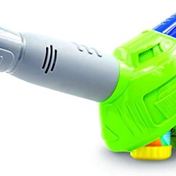 Maxx Bubbles 101720 Toy Bubble Leaf Blower with Refill Solution – Bubble Toys for Boys and Girl... | Amazon (US)