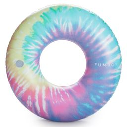 Tie Dye Inflatable Tube Float | Nordstrom