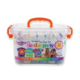 Tulip Assorted One-Step Tie-Dye Party Kit, 123 Pieces | Walmart (US)
