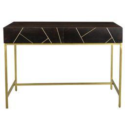 Leffel Solid Wood Desk   Wayfair North America