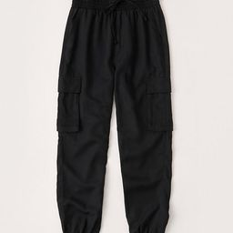 Cargo Joggers   Abercrombie & Fitch US & UK
