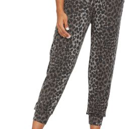 Jenny Snow Leopard Jogger Pants   Nordstrom