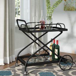 Mattern Indoor Bar Cart | Wayfair North America