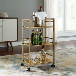 Helix Bar Cart | Wayfair North America