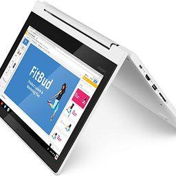 Lenovo Chromebook C330 2-in-1 Convertible Laptop, 11.6-Inch HD (1366 x 768) IPS Display, MediaTek... | Amazon (US)