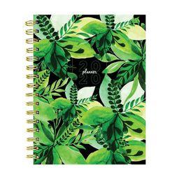 "2020 Planner 8"" x 6.5"" Lush Leaves | Target"