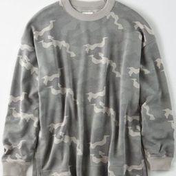 AE Summer Fleece Sweatshirt | American Eagle Outfitters (US & CA)