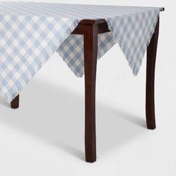 Check Table Throw Blue - Threshold™ | Target