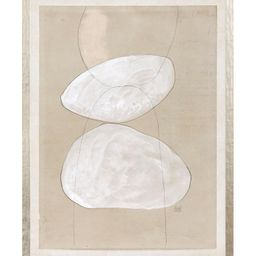 Beige Abstract 11 | McGee & Co.