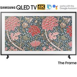 "Samsung QN65LS03RA The Frame 3.0 65"" LS03R QLED Smart 4K UHD TV (2019 Model) (Renewed) | Walmart (US)"