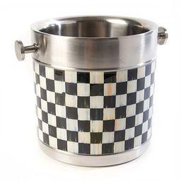 3260 Ice Bucket - Courtly Check | MacKenzie-Childs