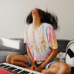 Project Social T Oversized Tie-Dye Tee | Urban Outfitters (US and RoW)