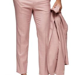 Dax Slim Fit Flat Front Ankle Trousers | Nordstrom