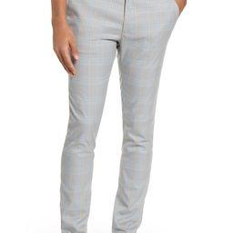Check Stretch Skinny Chino Pants | Nordstrom