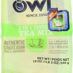 Owl Instant Milk Tea 3 In 1, 540-Grams (Pack of 3) | Amazon (US)