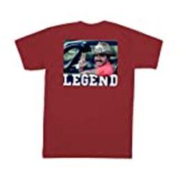 Old Row The Bandit Pocket Short Sleeve T-Shirt, Red, XX-Large   Amazon (US)