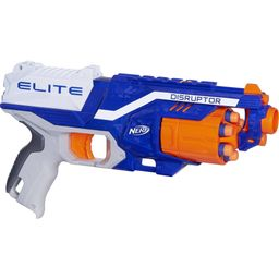 Nerf N-Strike Elite Disruptor Blaster with 6 Nerf Elite Darts | Walmart (US)
