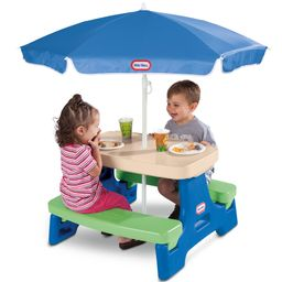 Little Tikes Easy Store Jr. Play Table with Umbrella | Walmart (US)