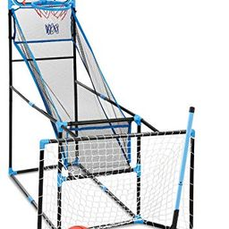 Bundaloo 3 in 1 Arcade Game | Basketball, Soccer, and Hockey Kids Toys | Fun Outdoor and Indoor B... | Walmart (US)