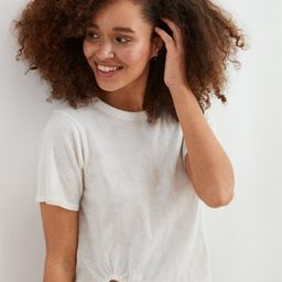 Aerie Vintage Tie T-Shirt | American Eagle Outfitters (US & CA)