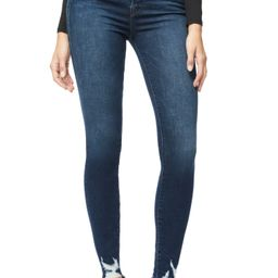 Good Waist Distressed High Waist Ankle Skinny Jeans | Nordstrom