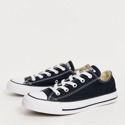Converse – Chuck Taylor All Star Ox – Sneaker in Schwarz   ASOS DE