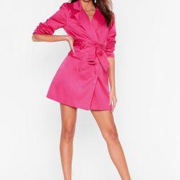 Trailblazer Belted Dress | NastyGal (US & CA)