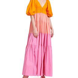 Meadow Colorblock Dress   Neiman Marcus