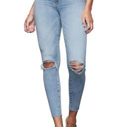Good Waist Ripped High Waist Crop Skinny Jeans | Nordstrom