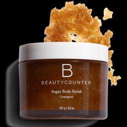 Sugar Body Scrub in Lemongrass | Beautycounter.com